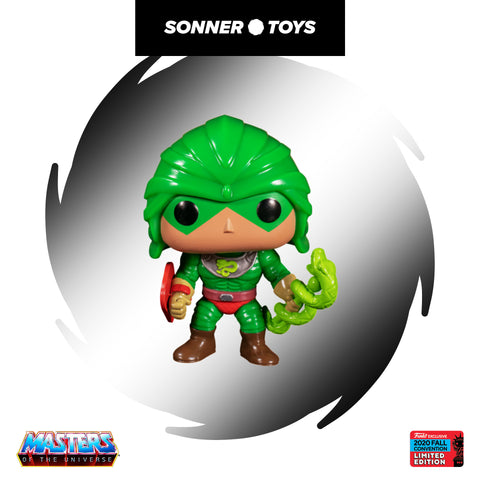 Pop! Masters of the Universe - King Hiss NYCC 2020
