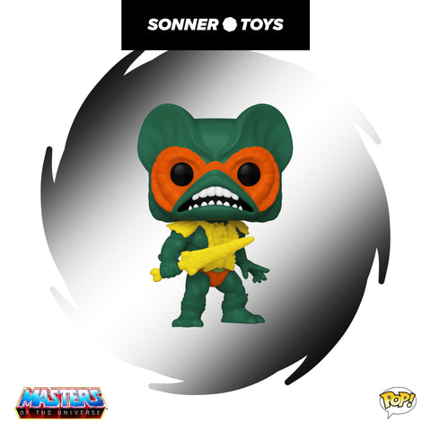 Pop! Masters of the Universe - Merman