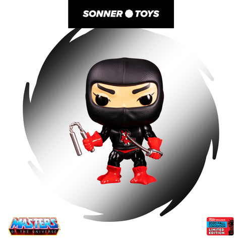 Pop! Masters of the Universe - Ninjor NYCC 2020