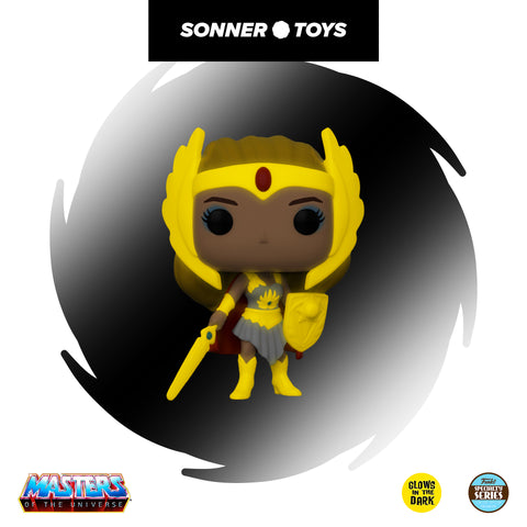 Pop! Masters of the Universe - She-Ra (GITD) Speciality Series