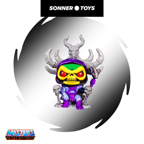 Pop! Masters of the Universe - Skeletor (On Throne) Special Edition
