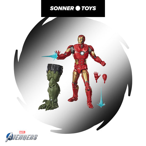 Marvel Legends: Avengers Game - Iron Man - SonnerToys