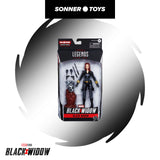 Marvel Legends: Black Widow - Black Widow - SonnerToys