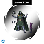 Marvel Legends: Fantastic 4 - Doctor Doom - SonnerToys
