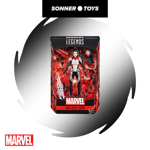 Marvel Legends - Silk (FAN VOTE 2020) Exclusive