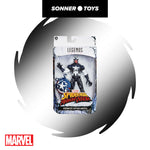 Marvel Legends: Venom - Venomized Captain America - SonnerToys