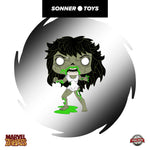 Pop! Marvel Zombies - She Hulk Special Edition