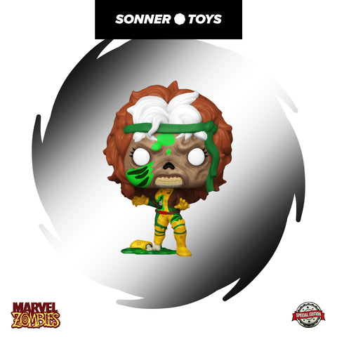 Pop! Marvel Zombies - Rogue Special Edition