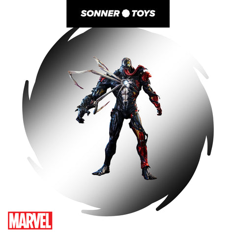 Hot Toys: Maximum Venom - Venomized Iron Man