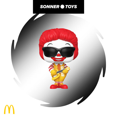 Pop! Ad Icons: McDonald's - Ronald McDonald (Rock Out)