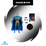 McFarlane Toys: DC Multiverse - Batman (Animated) Blue & Grey Variant
