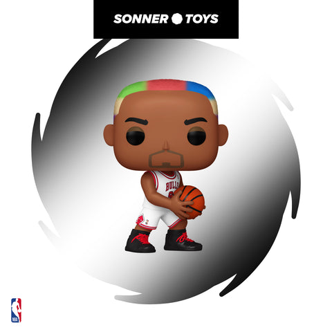 Pop! NBA: Legends - Dennis Rodman (Bulls Home)