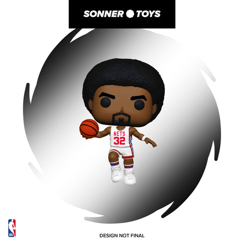 Pop! NBA: Legends - Julius Erving (Nets Home)