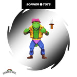 NECA: TMNT Turtles in Time - Leatherhead - SonnerToys