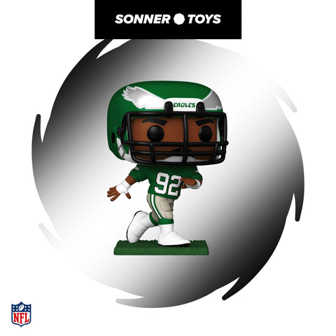 Pop! NFL: Legends - Reggie White (Eagles)