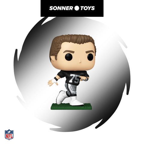 Pop! NFL: Legends - Howie Long (Raiders)