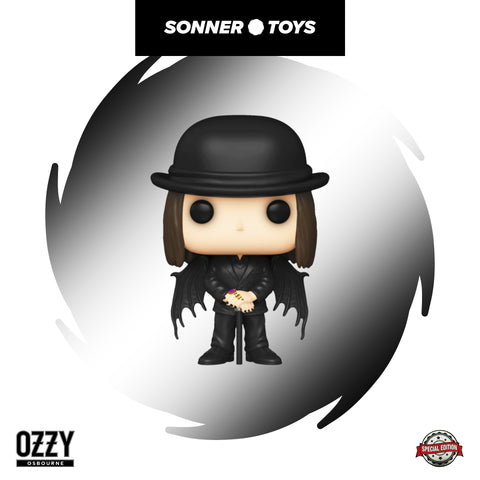 Pop! Ozzy Osbourne (Ordinary Man) Special Edition