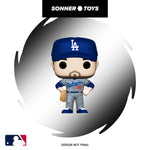 Pop! MLB: Dodgers- Cody Bellinger (Road Uniform)