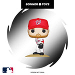 Pop! MLB: Nationals- Stephen Strasburg (Home Uniform)