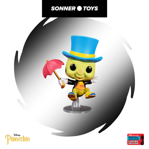 Pop! Pinocchio - Jiminy Cricket NYCC 2020