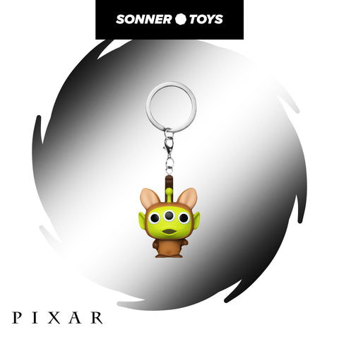 Pocket Pop! Pixar Alien Remix - Bullseye - SonnerToys