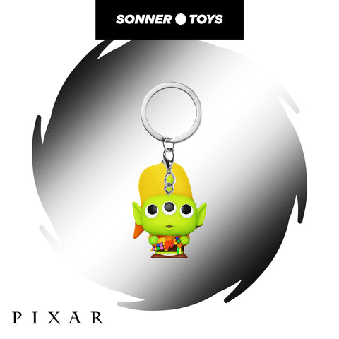 Pocket Pop! Pixar Alien Remix - Russel - SonnerToys