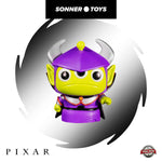 Pop! Pixar Alien Remix - Zurg (Metallic) Special Edition
