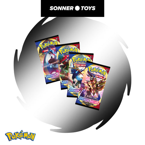 Pokemon TCG: Sword & Shield - Booster Packs