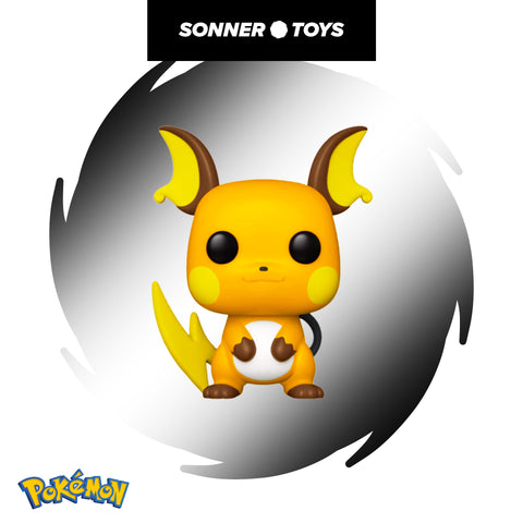 Pop! Pokemon - Raichu