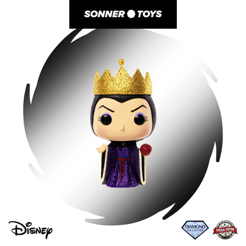 Pop! Disney: Snow White - Evil Queen (Diamond) Special Edition