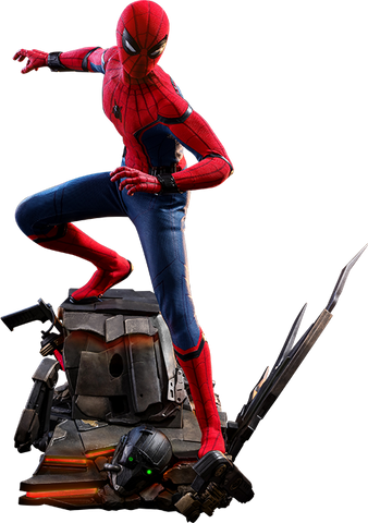Hot Toys - Spider-Man: Homecoming - 1/4th Spider-Man - SonnerToys
