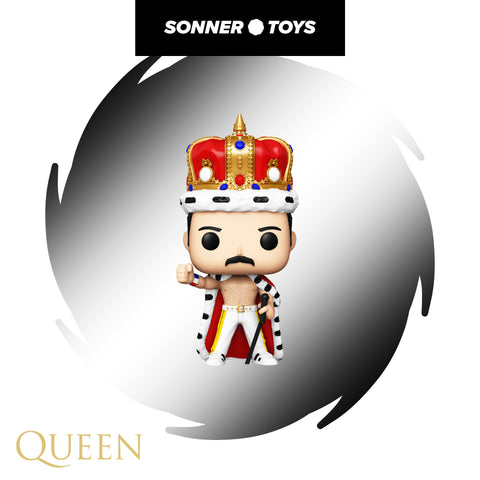 Pop! Queen - Freddie Mercury (King)