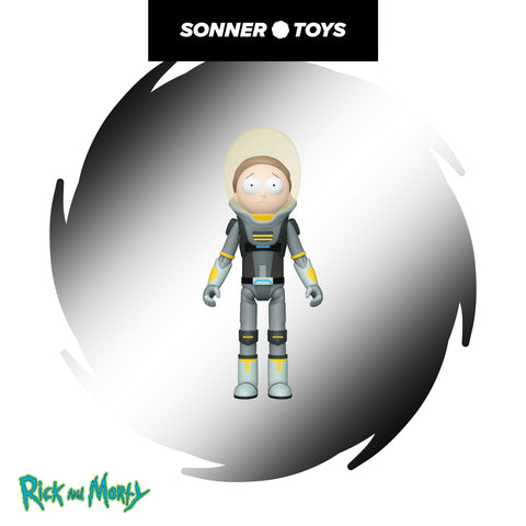 Funko – Rick and Morty - Space Suit Morty Figure