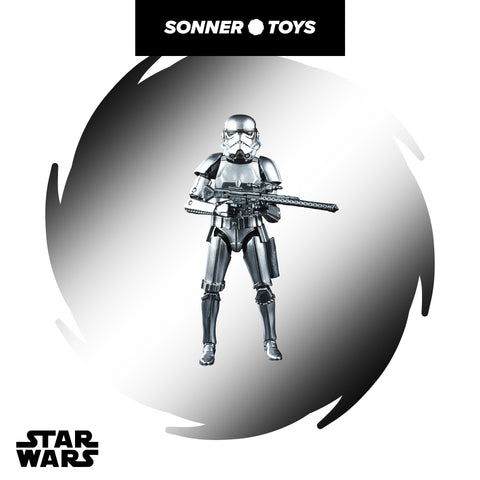 Star Wars: Black Series - Carbonized Stormtrooper
