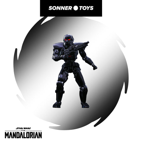 Hot Toys: Star Wars: Mandalorian - Dark Trooper
