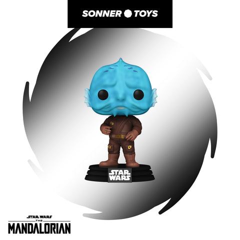 Pop! Star Wars: The Mandalorian - The Mythrol