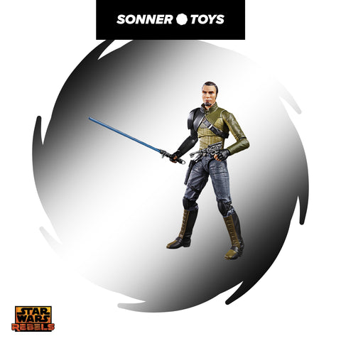 Star Wars: Black Series - Kanan Jarrus (Rebels)