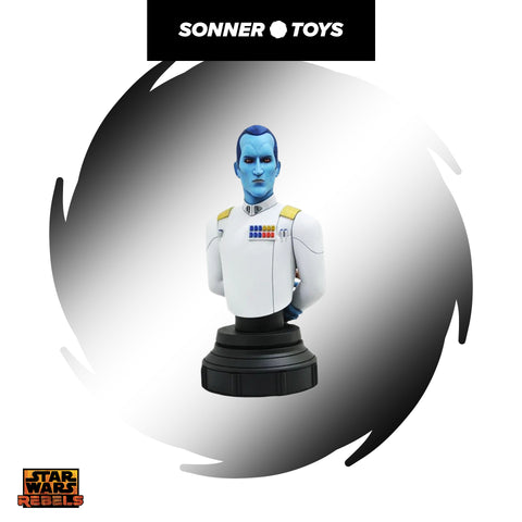 Star Wars: Rebels - Grand Admiral Thrawn (Bust)