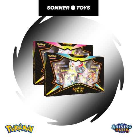 Pokemon TCG: Shining Legends - V Max Box