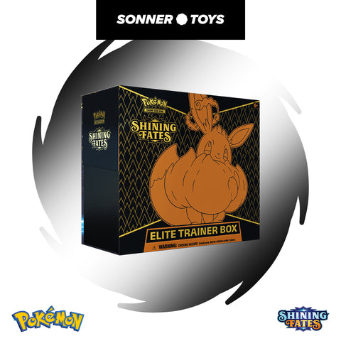 Pokemon TCG: Shining Fates - Elite Trainer Box