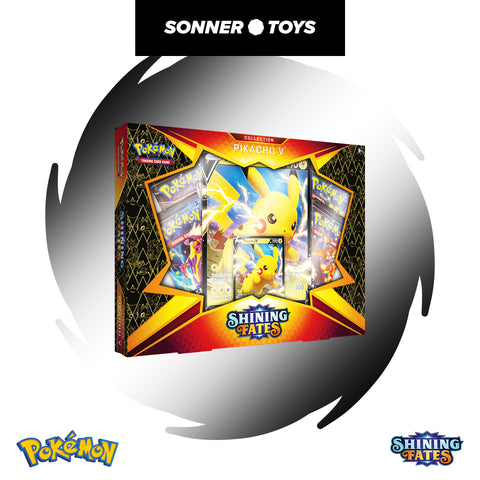 Pokemon TCG: Shining Fates - Pikachu V Box