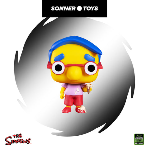 Pop! The Simpsons - Milhouse ECCC 2020 Exclusive