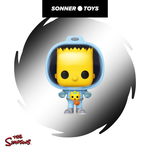 Pop! The Simpsons - Spaceman Bart