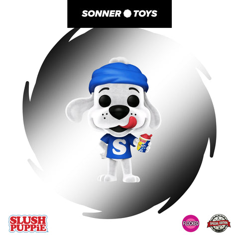 Pop! Ad Icons - Slush Puppie (Flocked) Special Edition