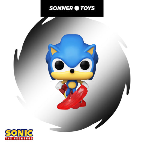 Pop! Sonic 30th - Sonic the Hedgehog (Running)