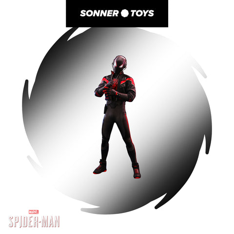 Hot Toys: Spider-Man: Miles Morales - 2020 Suit