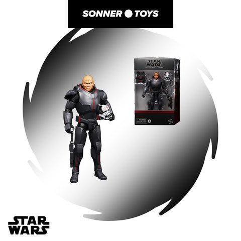Star Wars: Black Series - Wrecker (The Bad Batch)