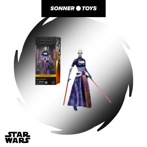 Star Wars: Black Series - Asajj Ventress