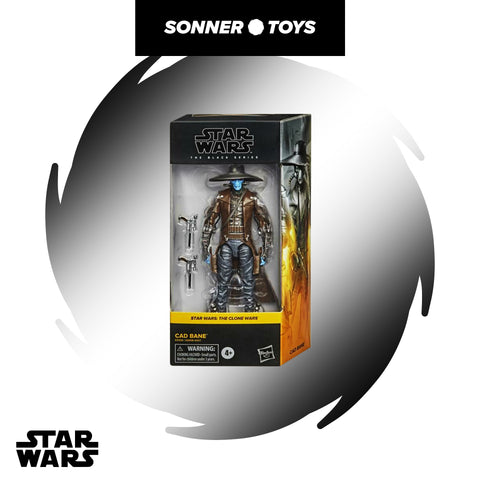 Star Wars: Black Series - Cad Bane