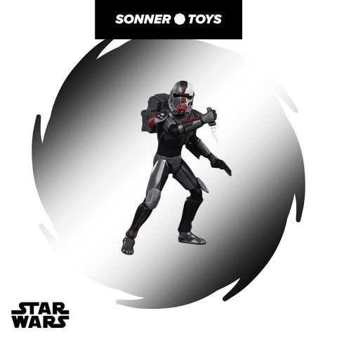 Star Wars: Black Series - Bad Batch Clone Hunter